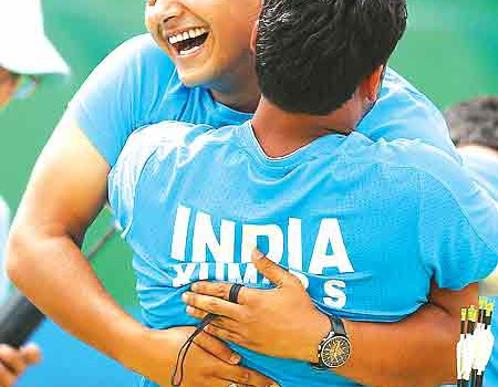 Archery World Cup: Indian compound team enter final