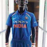 New Indian team jersey launched by BCCI CEO
