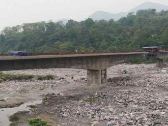 Bridge set to be laid by July