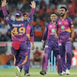 IPL10: Unadkat's five-wicket haul steers RPS to 2nd spot