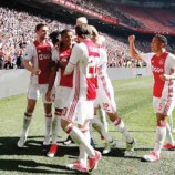 Europa League: Traore brace puts Ajax on course for final