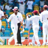 Windies win second Test in style