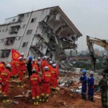 45 sentenced for waste dump landslide in China
