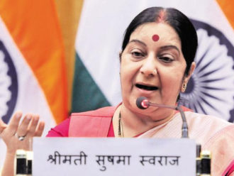 Declaring 39 Indians abducted in Iraq dead without proof will be sin: Swaraj