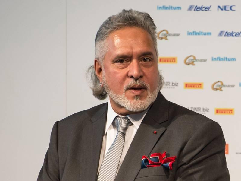 Will Proceed Against Mallya Only In His Presence Sc To