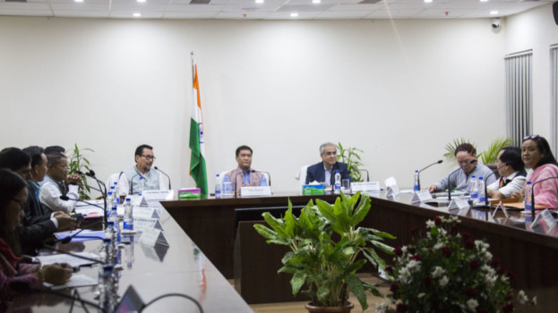 Connectivity critical constraint for Arunachal's progress: Niti Aayog