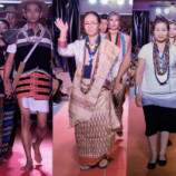 Weavers, designers participate in NEIFW Nagaland edition