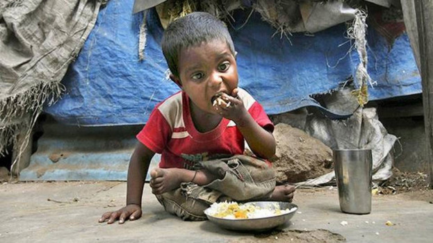 India 100th on global hunger index, trails N Korea, B'desh