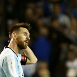 Messi and Argentina at risk of not qualifying for 2018 FIFA World Cup