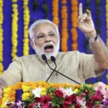 Modi criticises UPA govt  over health policy