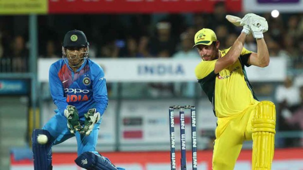 Australia level T20 series with emphatic win over India