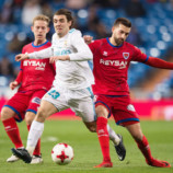Second string Real Madrid held by Numancia but reach quarters