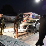 Suicide bomber kills 6 near Pak's Balochistan Assembly