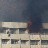 At least 6 dead in 12-hour Taliban siege at luxury Kabul hotel