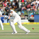 India in trouble at 28/3 after bowlers dismiss SA for 286