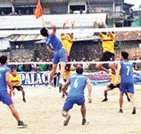State level Hangpan Dada memorial trophy: CC to face East Kameng in women's volleyball final