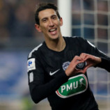 Di Maria treble helps PSG into French Cup quarters