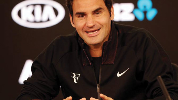 Federer looking to break Agassi record; Sharapova ousted in Qatar