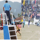 State level Hangpan Dada memorial tourney : Riveting contest marks fourth day