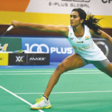 Asia C'ship: Sindhu wins but India lose to Japan