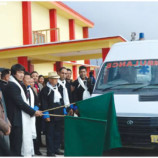PS donate medicines and medical equipments