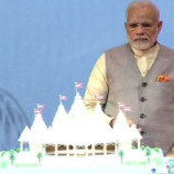 Modi launches project for first Hindu temple in Abu Dhabi