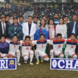 State level Hangpan Dada memorial trophy