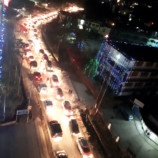 CM irked by traffic chaos