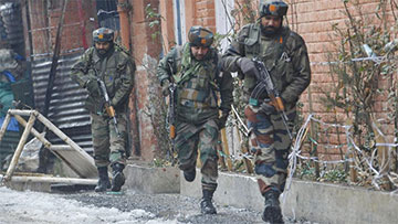 Two LeT terrorists killed, 32-hour Srinagar encounter ends: officials
