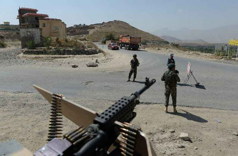 Attacks claimed by IS, trying to make inroads in Afghanistan